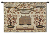 Sampler II Wall Tapestry