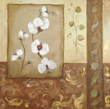 Composicion Flores I Posters by Luisa Romero