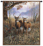 Country Treasures Wall Tapestry by Thomas Doughty