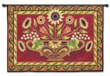 Provence Floral Wall Tapestry by Jennifer Brinley