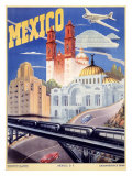 Mexico Giclee Print