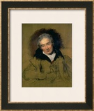 Portrait of William Wilberforce (1759-1833) 1828 Print by Thomas Lawrence