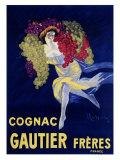 Cognac Gautier Giclee Print by Leonetto Cappiello