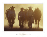 Real Cowgirls Prints by David R. Stoecklein