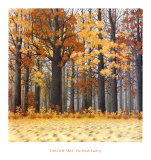 Autumn Wood Posters by  Arzt