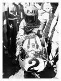 Kenny Roberts, Laguna Seca GP Giclee Print by Jerry Smith