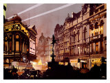LNER Railway London Giclee Print by Fred Taylor