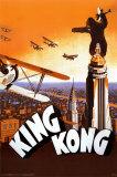 キング・コング, 1933 アートポスター