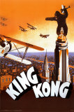 King Kong Julisteet