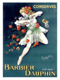 Barbier Dauphin Giclee Print by Leonetto Cappiello
