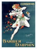 Barbier Dauphin Giclee Print by Leonetto Cappiello