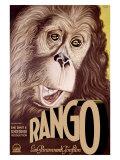 Rango Giclee Print by  Schulz-Neudamm