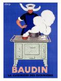 Baudin Giclee Print by Leonetto Cappiello