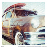 Classic Woody Prints by Rene Griffith