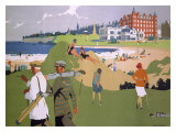 St. Andrews, LNER, 1920s Giclee Print by Henry George Gawthorn