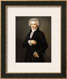 Maximilien De Robespierre (1758-94) 1791 Posters by Pierre Roch Vigneron