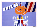 Orelia Giclee Print