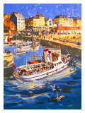 Bridlington Giclee Print by Frank Wootton