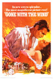 Lo que el viento se llevó (Gone with the Wind) Poster