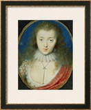 Portrait of a Girl, Probably Venetia Stanley (1600-1633), Later Lady Digby Prints by Peter Oliver