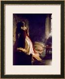 Princess Tarakanova, 1864 Poster by Konstantin Dmitrievich Flavitsky