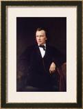 J. Brahms, circa 1860 Posters by Karl Von Jagemann