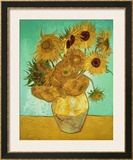 Sunflowers, 1888 Prints by Vincent van Gogh