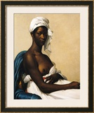Portrait of a Negress, 1799-1800 Prints by Marie Guilhelmine Benoist