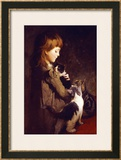 The Favorite Kitten Posters by Abbott Handerson Thayer