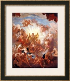 Prometheus Stealing Fire from the Gods Prints by Sir James Thornhill