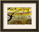 Apple Tree with Red Fruit, c.1902 Poster by Paul Ranson