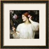 Vanity Prints by John William Waterhouse