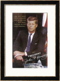John Fitzgerald Kennedy President of the USA 1961-1963 Posters
