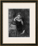 Helena Petrovna Blavatsky Russian Mystic Writer &C Circa 1889 Prints by H. Schmiechen