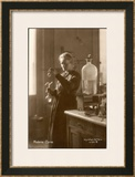 Marie Curie Physical Chemist in Her Laboratory Prints