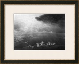 Angels in the Courts of Heaven Prints by John Martin