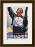 1936 Berlin Winter Olympics Prints