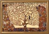 A Árvore da Vida Pôsters por Gustav Klimt