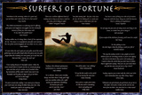 Surfers Of  Fortune Posters
