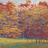 Autumn Stand Limited Edition by Ken Elliott