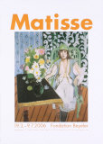 The Black Table Affiches par Henri Matisse