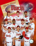 2007 Arizona Diamondbacks Team Photo