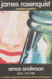 Hey, Lets Go For a Ride Collectable Print by James Rosenquist