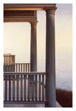 October Portico Prints by Daniel Pollera