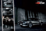 Ford Shelby GT500 Posters