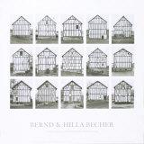 Fachwerkhauser Prints by Bernd & Hilda Becher