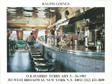 Ralph's Diner Print by Ralph Goings