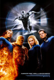 Fantastic Four- Rise Of The Silver Surfer Poster