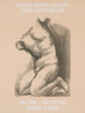 Glyptotek, 1989 Collectable Print by Jim Dine