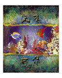 Sea World Giclee Print by Shelley Xie